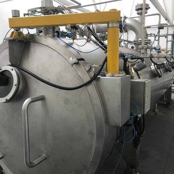 E&E Verfahrenstechnick Conveyor Dryer