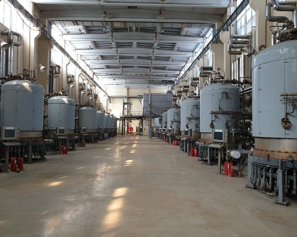 Electronic Grade Polysilicon Production Plant 150 ton/month