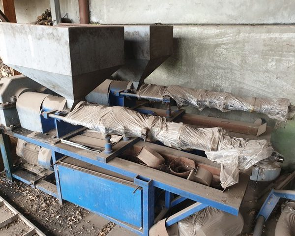 Used Vegetable Oil Extraction Line 500-700 kg/h
