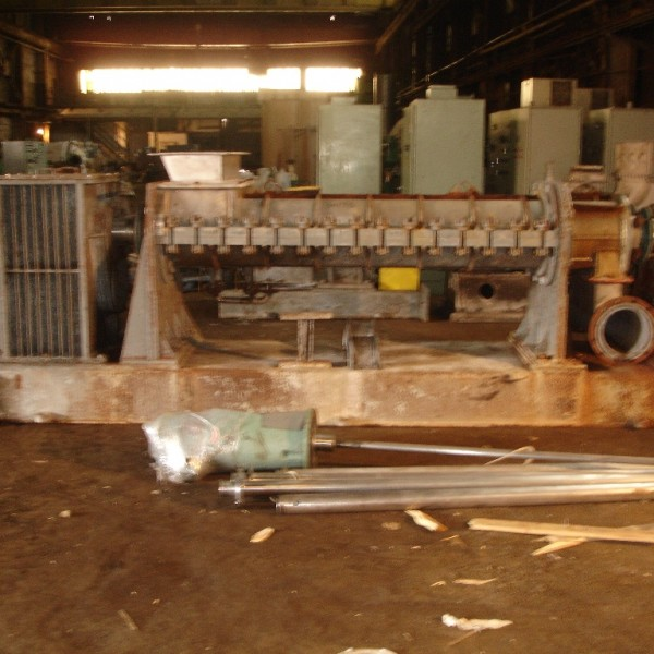 Teledyne Readco Continuous Compounder Processor Stainless Steel