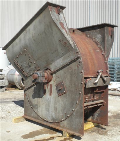 8″ Diameter CE Raymond Imp Mill Carbon Steel