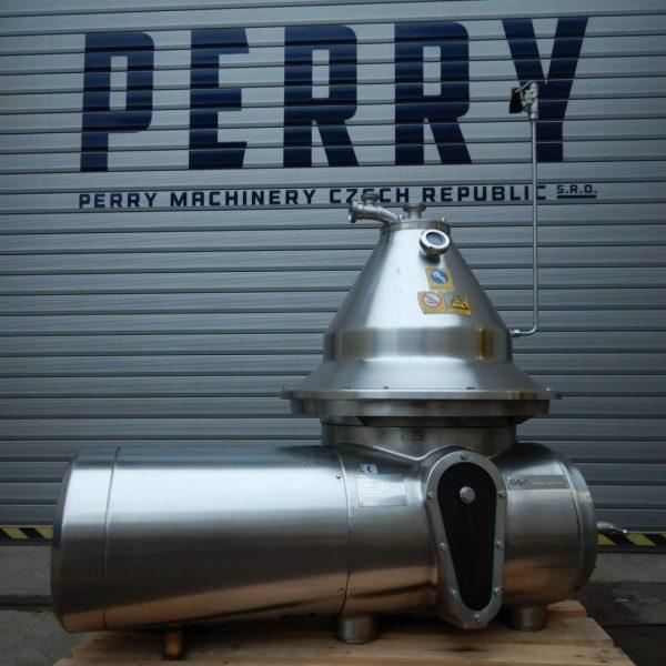 Westfalia MSD 20-06-076 Stainless Steel Centrifuge