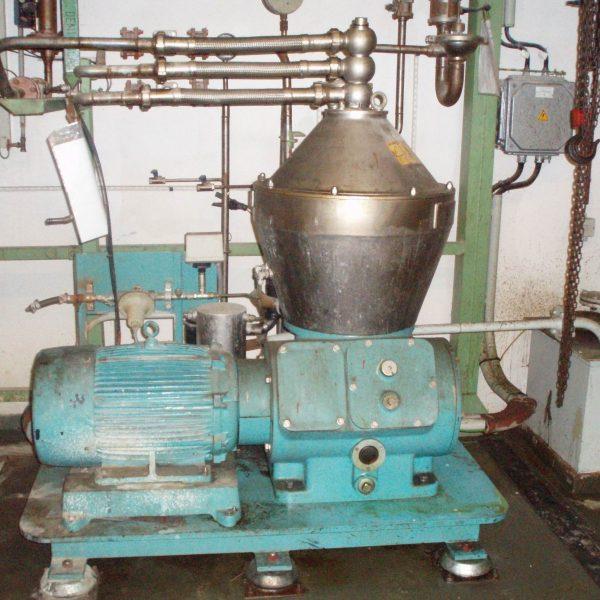 Alfa Laval CHB 209T-15CEFP-50 Separator Centrifuge