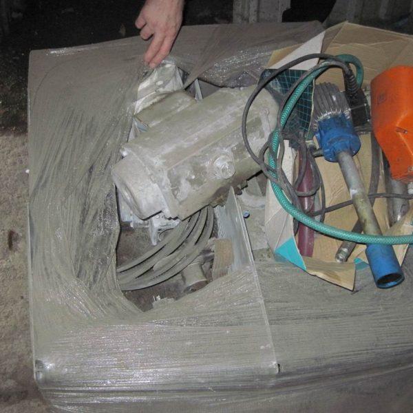 52.0 kW MTI Model MD-Z4-1400/ADD Mixer