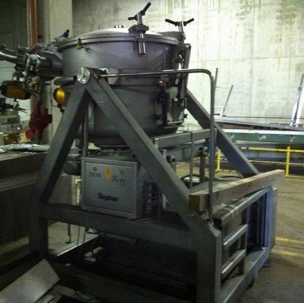 600 Litre Stephan Stainless Steel Multifunctional Fine Cutting and Dispersing System