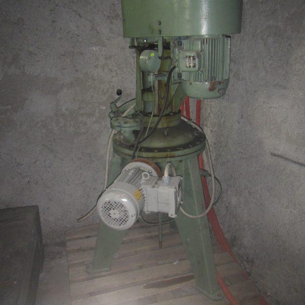 35 Litre Papenmeier Model NOSMK-KS Stainless Steel High Speed Mixer
