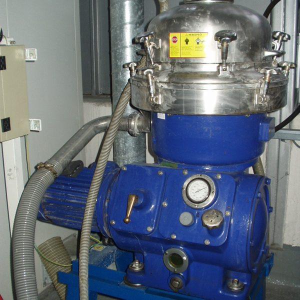 Alfa Laval BRPX 207-34S Stainless Steel Clarifier Centrifuge