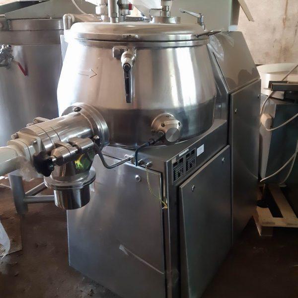100 Litre Diosna Model P100 Stainless Steel Mixer Granulator
