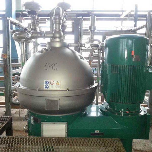 Westfalia HFB 100-01-177 Nozzle Centrifuge