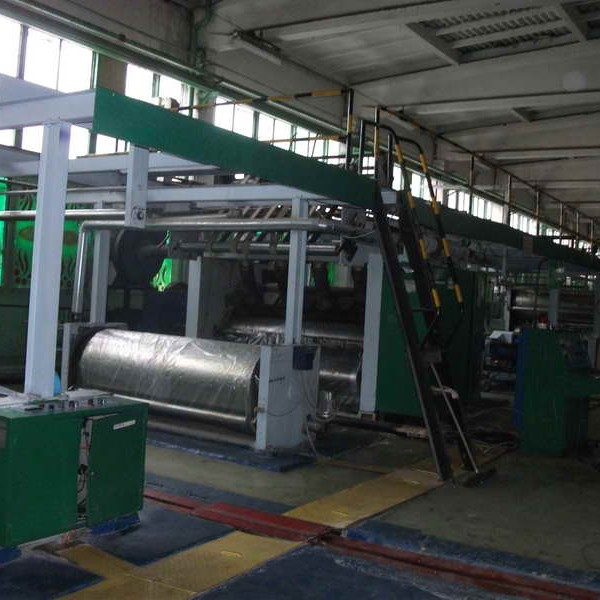 Corrugated Board Boxes Production Plant, 10,000 M2/Month