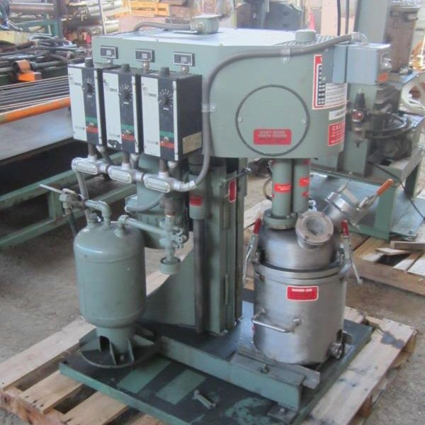 4 Gallon 1.5 HP Myers Stainless Steel Dispesion Mixer