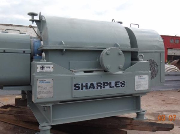 Sharples P2000 Super-D-Canter 356mm Dia x 572mm Long Centrifuge