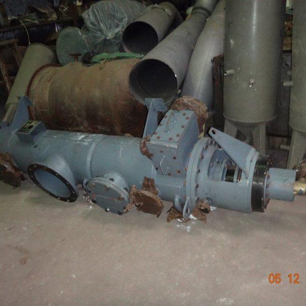 14″ X 7′ List  Steel Vacuum Paddle Dryer