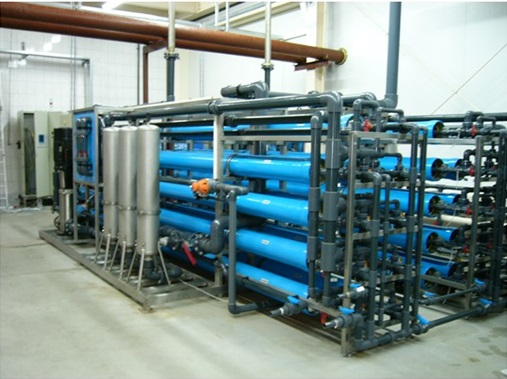 Water Treatment Plant made by Jurby Watertech, Unused, Never Installed