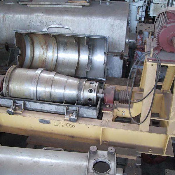 Delaval NX214-31B Decanter Centrifuge