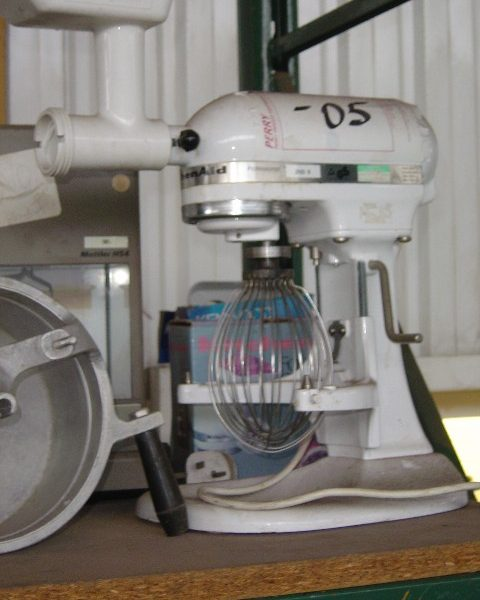Kitchenaid Planetary Lab Size Mixer