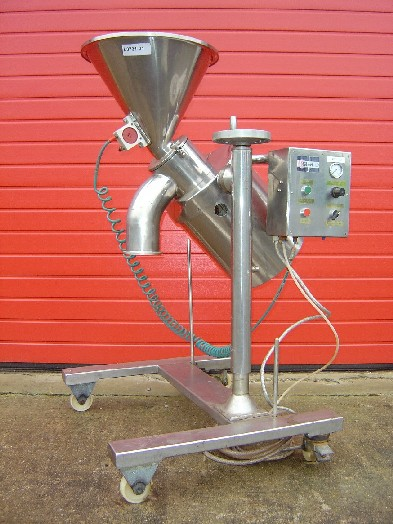 Glatt Type GRS-100 Stainless Steel Granulator Screen