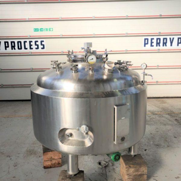 1,000 Litre Millipore Model MSP006895 Ultrafiltration Plant