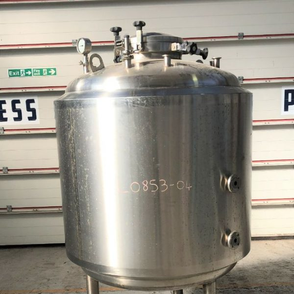 400 Liter/Hour Letzner GFH Type EV 1390.1 WFI and Ultra-Pure Steam Water Still