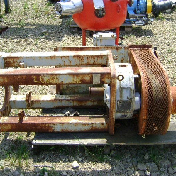 USED PFAUDLER-BALFOUR TYPE VSO 16/80 DRIVE