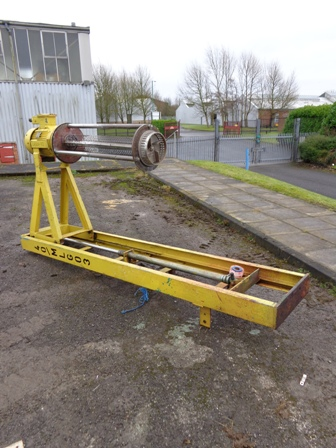 11 kW Silverson Model JX Stainless Steel High Shear Mixer