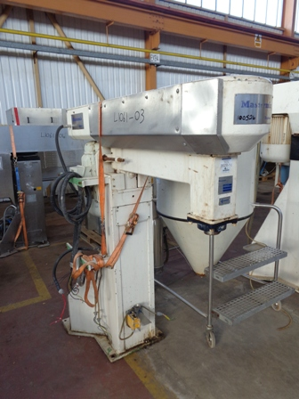 18.5 kW Mastermix 316L Stainless Steel High Shear Mixing Vessel