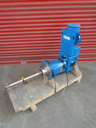 1430 RPM Chemineer Agitator Drive