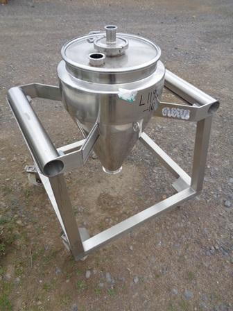 50 Litre GEA Gallay Stainless Steel Pots