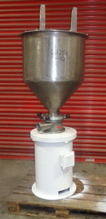 30 HP Stainless Steel Colloid Mill
