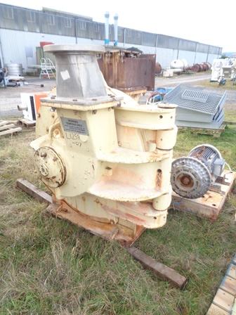Atritor Model 8AE Mild Steel Dryer Pulverizer