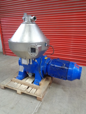 Alfa Laval PX60VGD-140G Stainless Steel Separator Centrifuge
