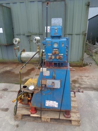 1 Gal Eiger Model 5L SSE EXD Stainless Steel Bead Mill
