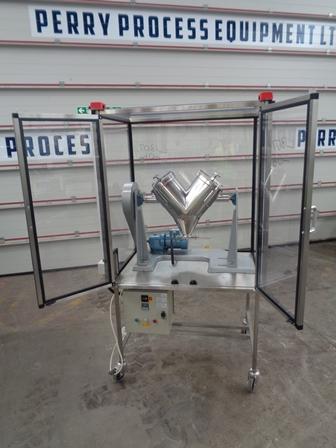 6 Litre Apex Model 165MS8 Stainless Steel Y Blender