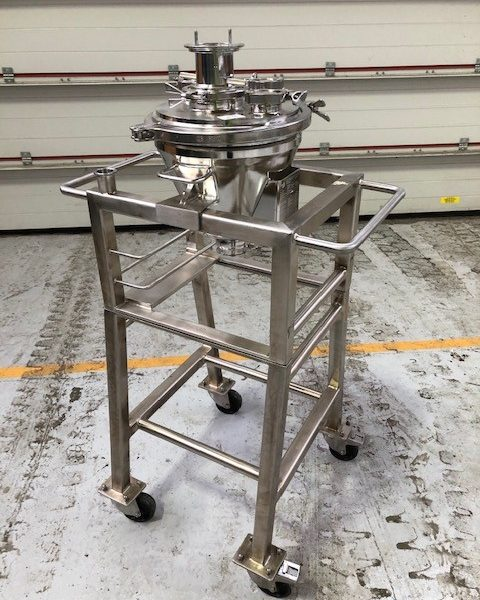 15 Litre Stainless Steel Vertical Mixing Vessel