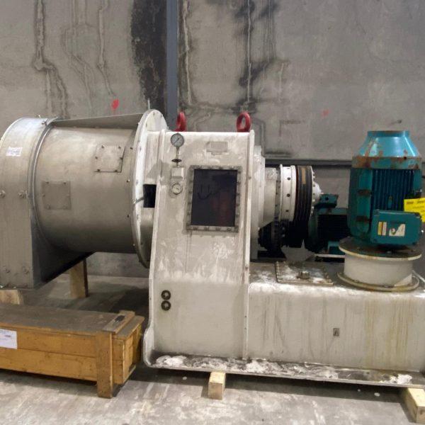 35″ Krauss Maffei SZ92 Pusher Centrifuge