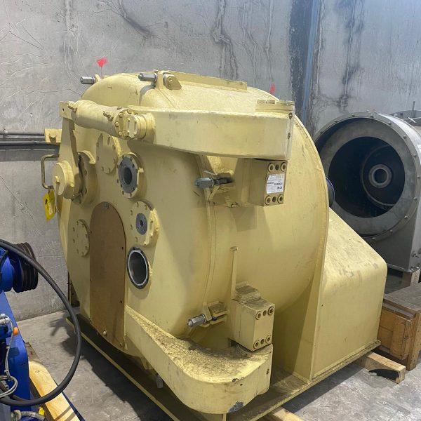 49″ Krauss Maffei HZ125 Peeler Centrifuge