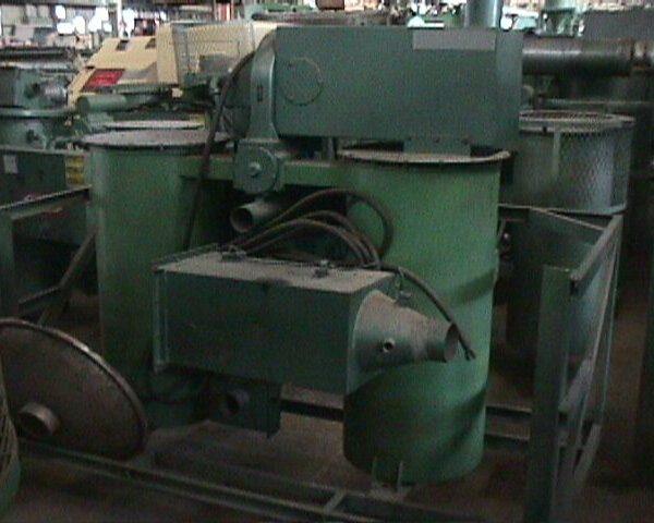 360 Lb. Una Dyn Model DHD4 Dehumidifying Hopper Dryer