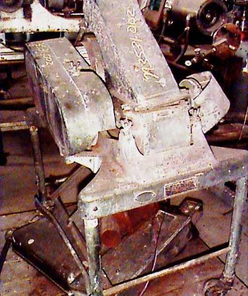 7.5 HP Stainless Steel Fitzpatrick Model D Comminuting Mill