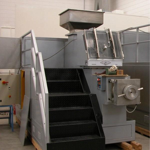 1000 kg/hour New Duplex Vacuum Plodder DVP 1500