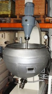 120 Litre Jacketed Mixing Vessel