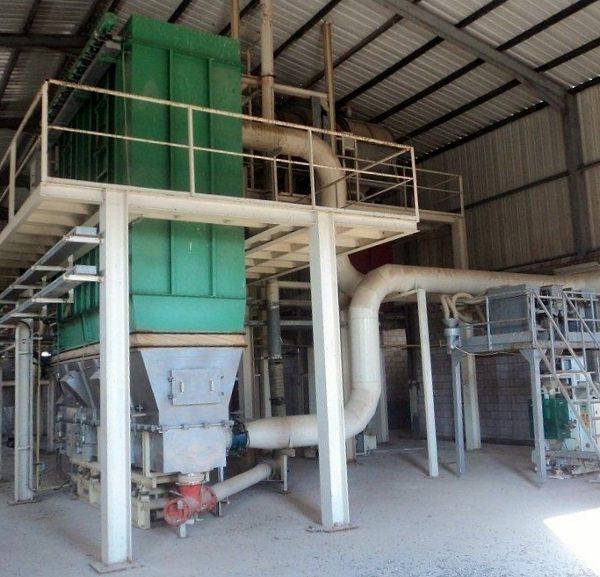 Detergent Powder Plant, 4 Tons/Hr