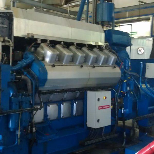 2400 kw ABB for Warsila Industries Standby Diesel Generator