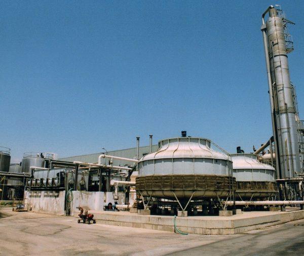 Formaldehyde Plant, 200 TPD