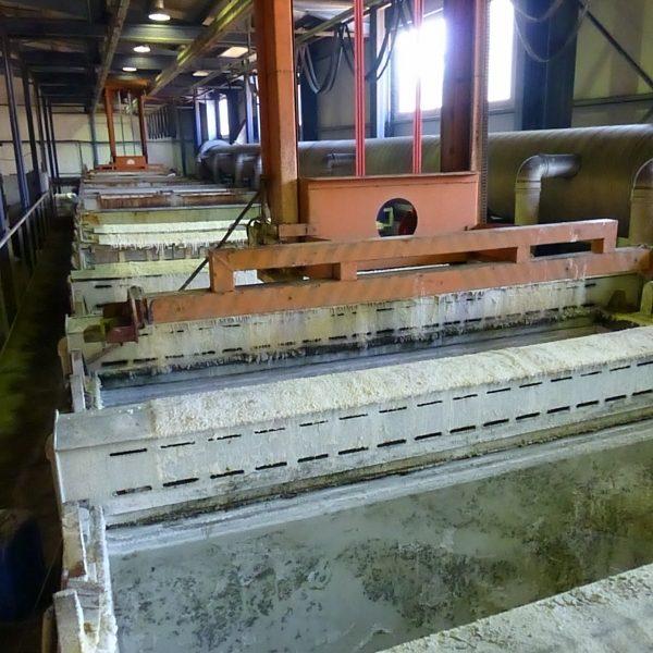 Automated Rack And Barrel Zinc Electroplating Line