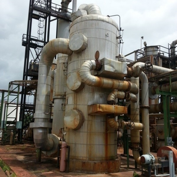 Sulphuric Acid Regeneration Plant, 56 US TPD
