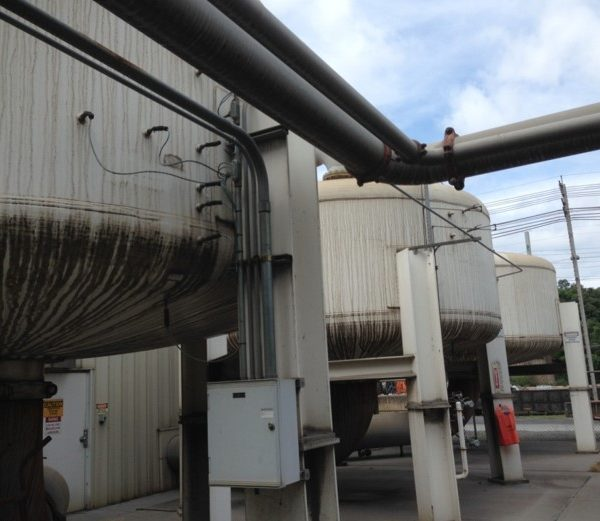Oxygen VSA Plant, 210 tons/day