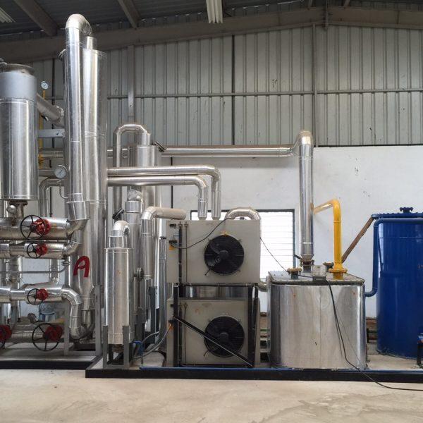 Air Separation Plant, 150 m3/hr Oxygen and Nitrogen