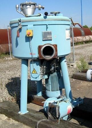 400 Litre Papenmeier Model KUM-400 Stainless Steel Mixer