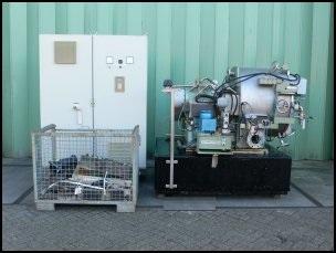 31″ Heine Type 408 Horizontal Peeler Centrifuge