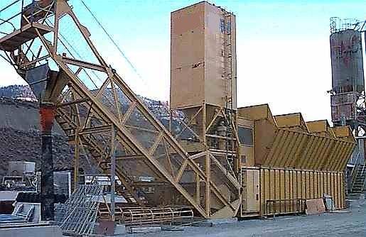 Batch Plant 30-50 m3/hour